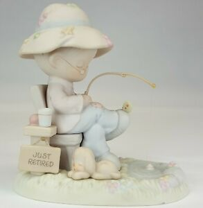 Precious-Moments-034-Just-a-Line-to-Say-You-039-re-Special-034-Figurine-1994-USED