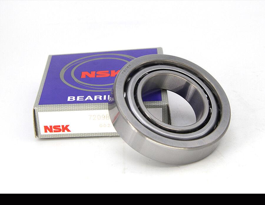 Nsk 7214 Bw Single Row Angular Contact 70x125x24mm Ebay