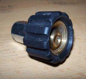 Conector de manguera para Kärcher kränzle Oertzen falch rosca m22