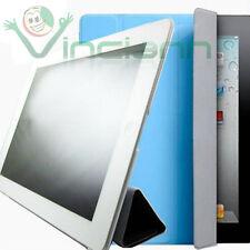 Custodia smart per iPad 2 COLORI VARI cover sottile stand up ripiegabile sottile