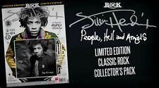 Classic Rock Presents Jimi Hendrix People,Hell and Angels LIMITED EDITION Album