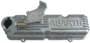 FIAT-600-EPOCA-COPERCHIO-PUNTERIE-MOTORE-LOGO-ABARTH-SPORTIVO-OLIO