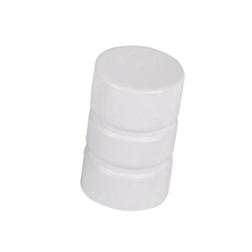1 Fit für 28mm Fenster Behandlung Rod Ends Caps Vorhangstange Endstück