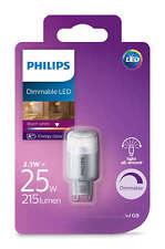 Philips G9 LED Leuchtmittel dimmbar Capsule 2.5W=25W 204Lm Warmweiß R2.43