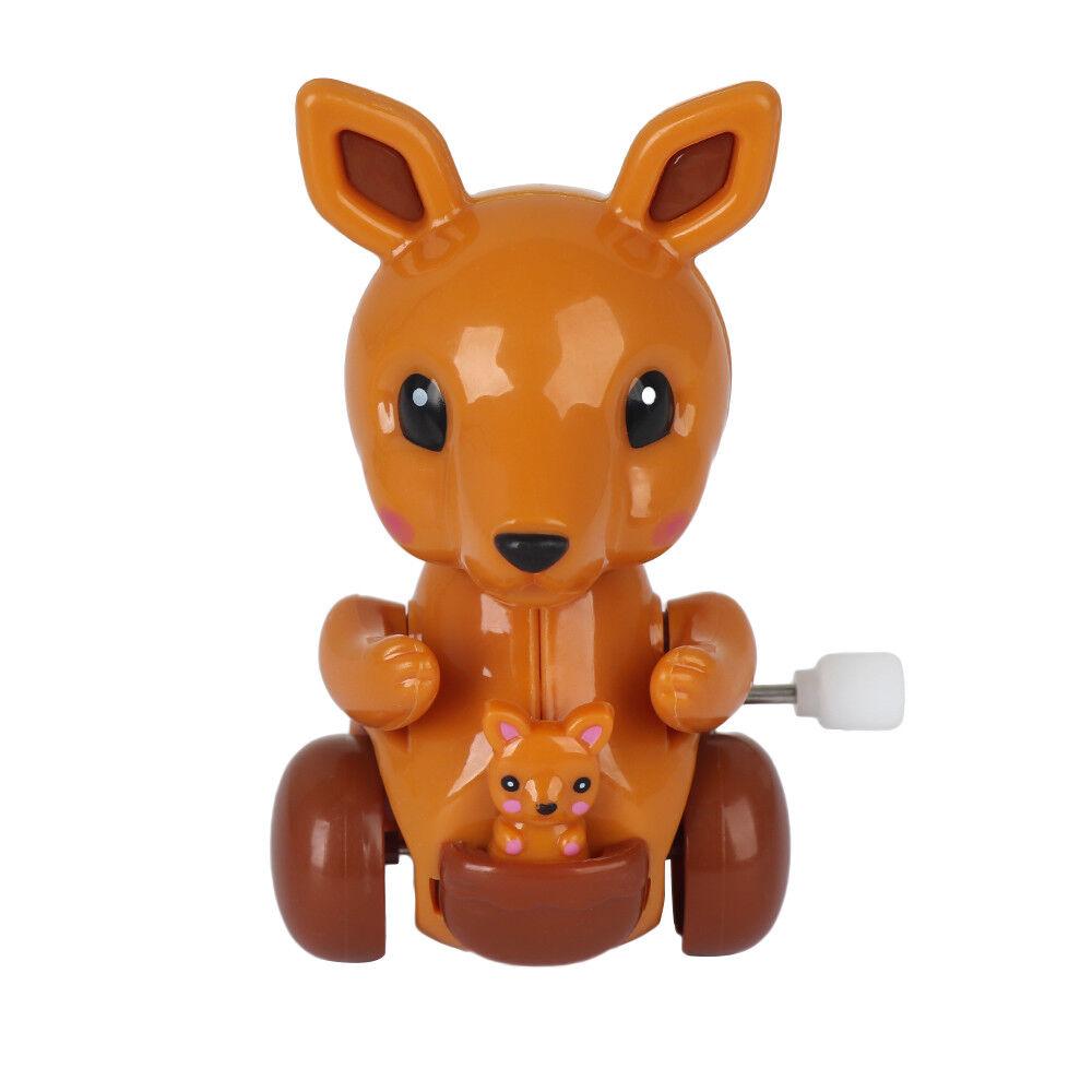 Clockwork Toy Traditional Wind Up Walking Animals Pet Kids Toy Gift KS
