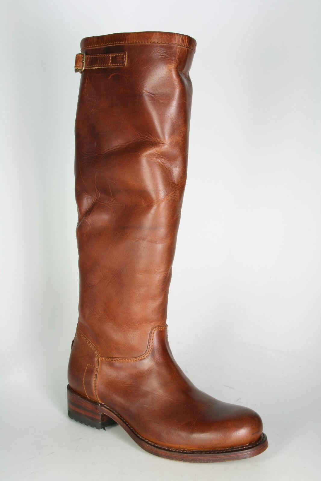 11723 Sendra botas Evolution tang marrón alta caña