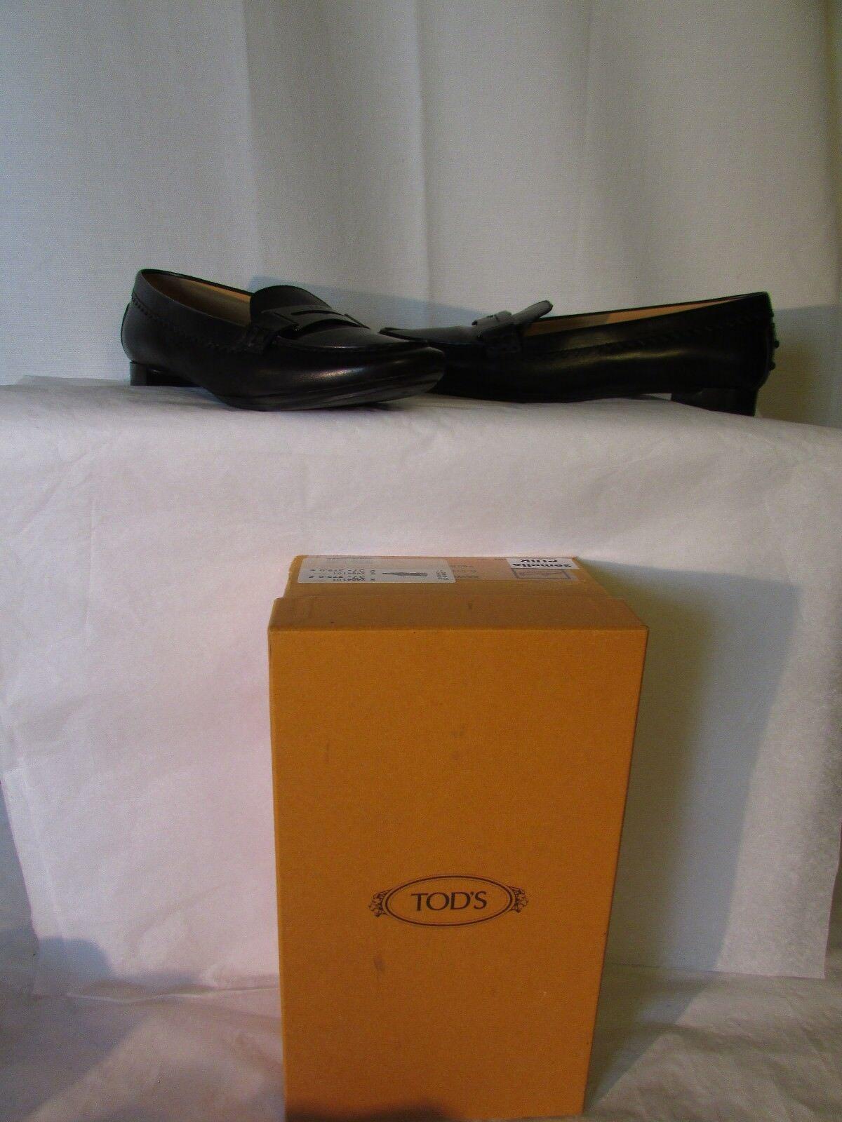 Mocassins TOD'S CUIR negro pointure  pointure negro 38 179d1e