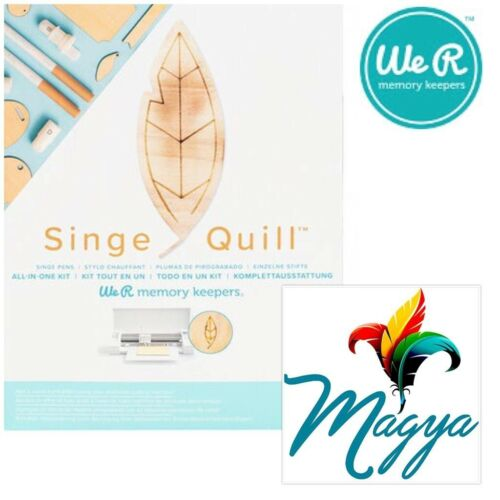 Starter Kit 6 American Crafts TOOL Singe Quill FOIL QUILL WR