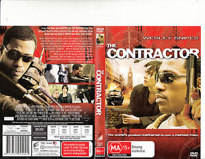 The Contractor 2007 Wesley Snipes Movie Dvd Ebay