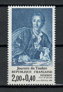 s25339-FRANCE-1984-MNH-Stamp-Day-1v