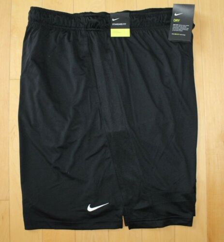 NWT Men/'s NIKE Big Tall Dri-Fit HYBRID Basketball Shorts BLACK 3XL 4XL 4XLT