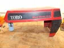 Toro Wheel Horse 112708 Hood Cable Lanyard Assembly