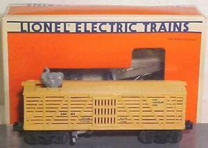 Lionel-6-16683-Los-Angeles-Zoo-Operating-Elephant-Car-LN-Box-gt