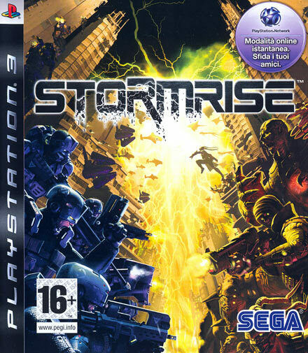 Stormrise PS3 PLAYSTATION 3 SP3S13 Saw