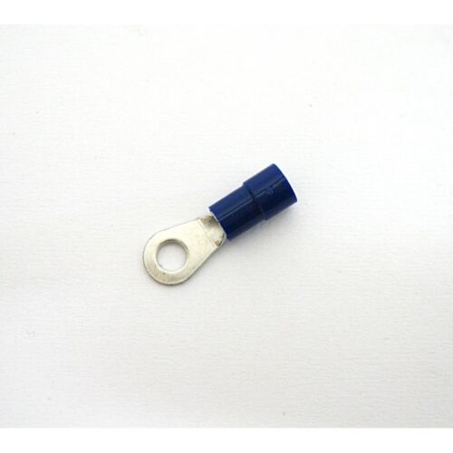 da 100pz x Capocorda ad Occhiello Preisolato 1.5-2.5mmq BLU BM Conf