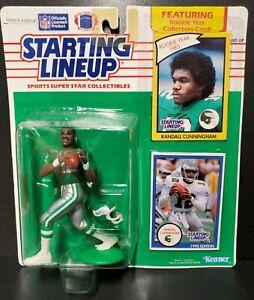 Randall Cunningham 1990 Kenner Starting Lineup Philadelphia Eagles