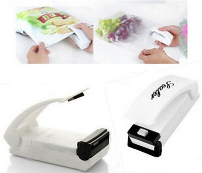 Mini Portable Handy Plastic Bag Sealer Sealing Machine New