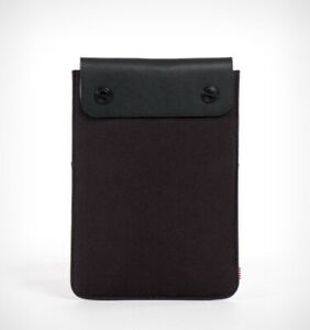 Tablet Pouch with button closure