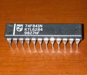 5PCS 74F841N Bus interface latches DIP24