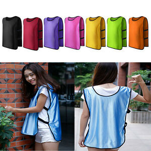 7d523e39c57d Image is loading Team-Training-Scrimmage-Vests-Basketball -Soccer-Youth-Adult-