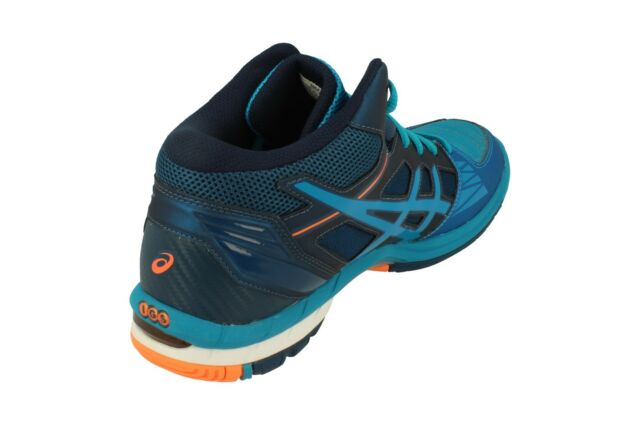 Volley 43 3 Gel Montantes Asics Chaussures Elite 5 BoQdxrCeW