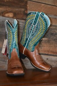 1ed17864567 Details about 10019903 Ariat Women's Quickdraw Venttek Western Cowboy Boot  size 7.5B BRAND NEW