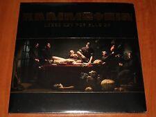 RAMMSTEIN LIEBE IST FUR ALLE DA 2x LP VINYL *RARE UMG 1st PRESS 2009 GERMANY New