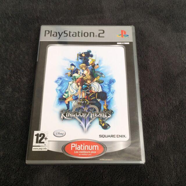 PS2 Kingdom Hearts II FRA CD état Neuf Playstation 2 #1