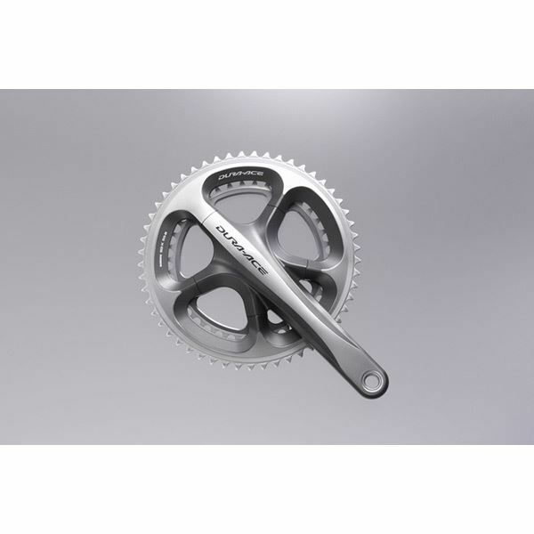 Shimano FC-7900 Dura-Ace double chainset - HollowTech II 180 mm 53   42T