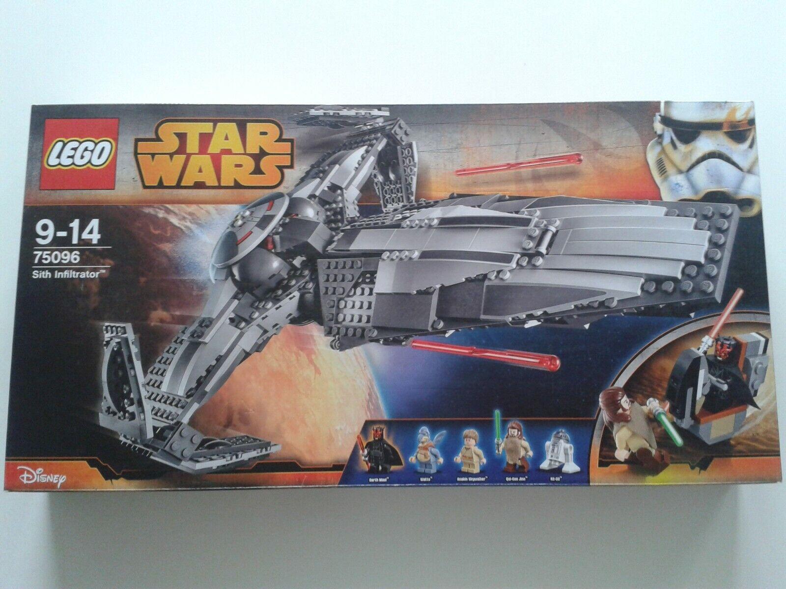 Lego Star Wars Sith Infiltrator (75096) aus Sammlungsauflösung