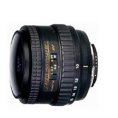 Tokina AT-X DX 10-17 mm  Fisheye Objektiv für Canon EOS B-Ware vom Fachhändler