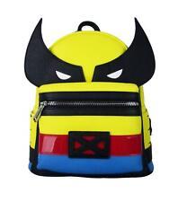 5418ccda3e6 item 3 Loungefly Marvel Comics Wolverine X-Men Mini Faux Leather Bag  Backpack MVBK0051 -Loungefly Marvel Comics Wolverine X-Men Mini Faux  Leather Bag ...