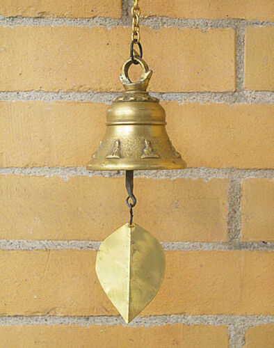 Windglocke Original Pagoden Glocke Windbell Nepal Tibet #1