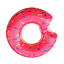 Kids-Adult-inflatable-Donut-Rubber-Ring-Pool-Float-Lilo-Toys-Doughnut-Dohnut-UK miniatuur 14
