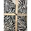 miniature 10 - Diane von Furstenberg Silk Dress Sz 2 Zebra Print 3/4 Sleeve V Neck Sheath