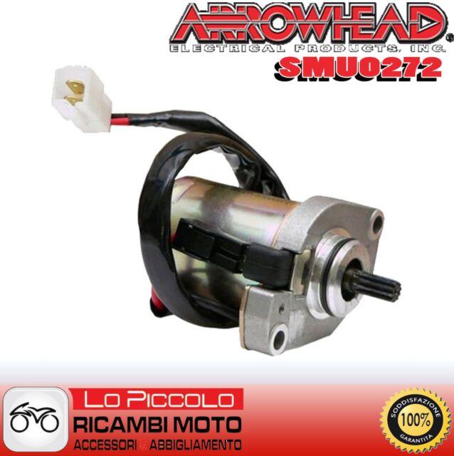 SMU0272 Motor de Arranque Arrowhead Eton PN2G Beamer R2-50 Todos los Años