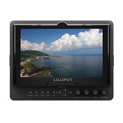 Lilliput 665 Monitor 7'' HDMI (665GL-70NP/HO/Y)