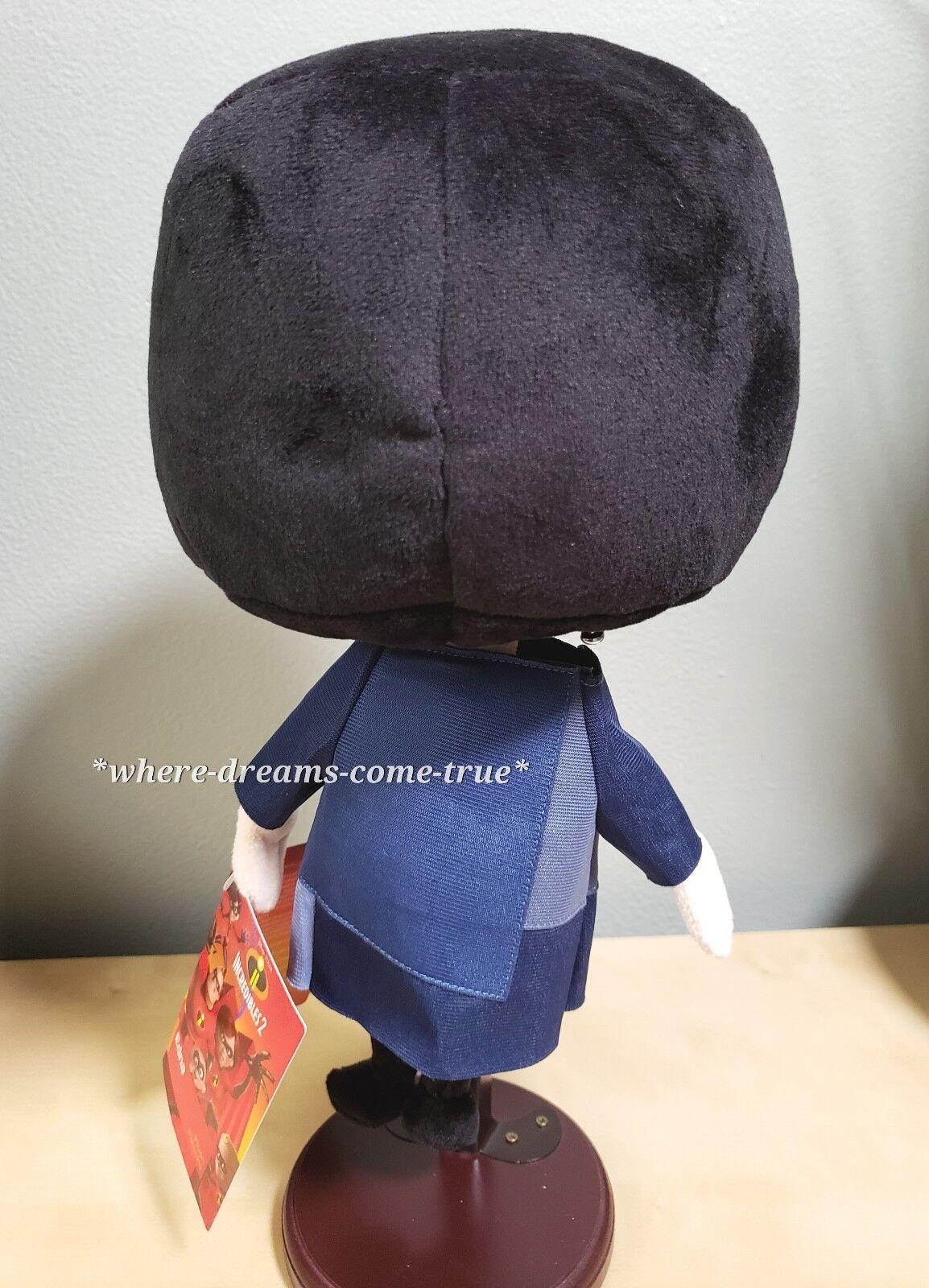 "Edna Mode Plush Incredibles 2 Disney Pixar Plush Toy Doll 12/"""