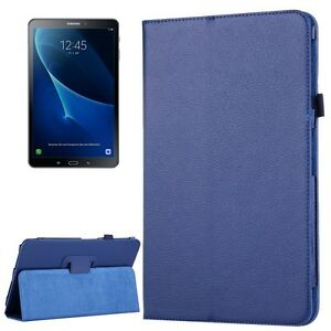 Pochette-protectrice-Bleu-Fonce-etui-pour-Samsung-Galaxy-Tab-A-10-1-T580-T585