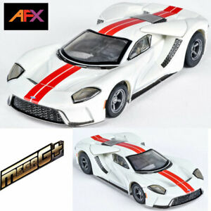 AFX-22021-Ford-GT-Mega-G-HO-Slot-Car-Auto-world-AFX22021-MegaG