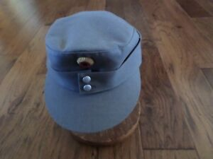 GERMAN M-43 MILITARY ARMY MOUNTAIN TROOPS HAT MODEL-43 SIZE 57 7 1/8
