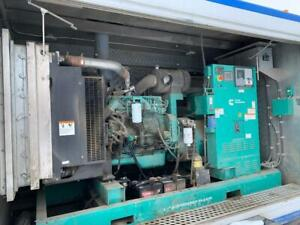 2014 Cummins Diesel Genset - 100KW SINGLE PHASE or 3 Phase British Columbia Preview
