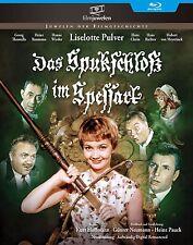 Das Spukschloss im Spessart (1960) - mit Liselotte Pulver - Filmjuwelen BLU-RAY