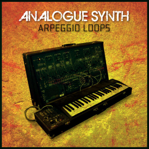 Analogue Synth Arpeggio Loops WAV AIFF REX2 FL Studio Cubase Logic Sonar Ableton