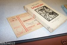 LE GRAND JULES HENRI GAUDEL RIGOT 1934 roman lorrain