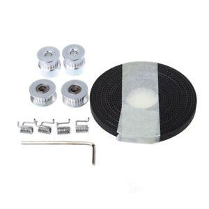 2-5M-GT2-Timing-Belt-2x-Pulley-2x-Idler-4x-Tensioner-3D-Printer-For-RepRap