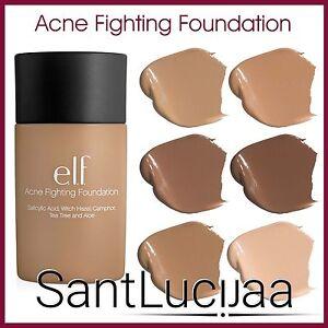 7118f2b0976e E.L.F ELF acné lutte Base - Gras Tache à tendance peau salicylique ...