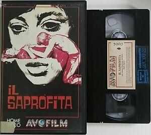 Il-saprofita-VHS-ex-noleggio-Avofilm