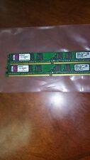 2GB = 1GB X2 1RX8 PC2-5300U DDR2-667 128X8  8CHIPS 240PIN NON-ECC DESKTOP PC RAM