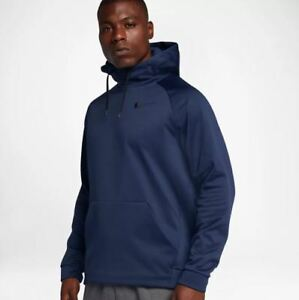NWT Men/'s Nike Big /& and Tall Therma Swoosh Training Hoodie 931991-063 Pullover